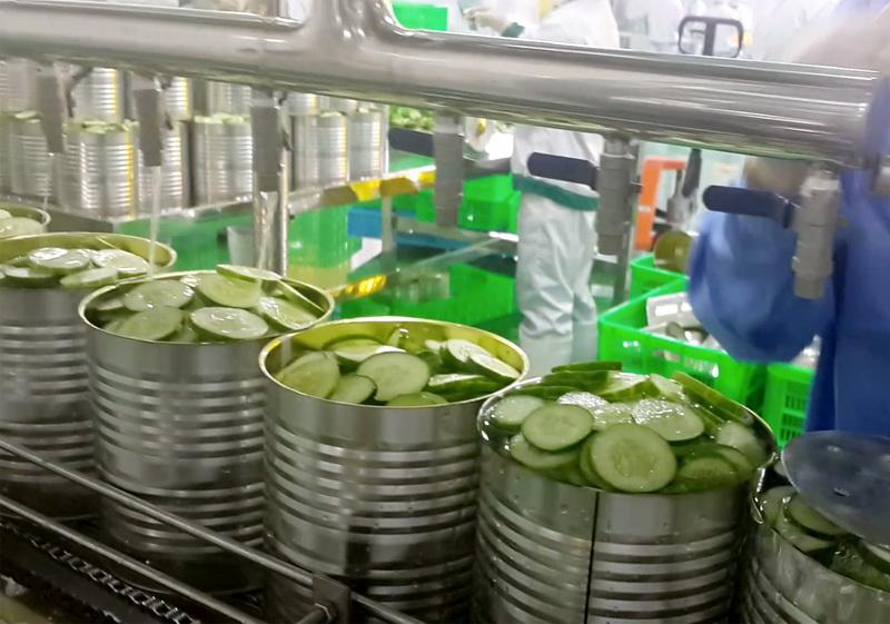 Tìm nguồn hàng thực phẩm từ nhà máy ở đâu?